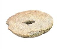 EIGHTEENTH CENTURY GRANITE QUERN STONE at Ross's Auctions