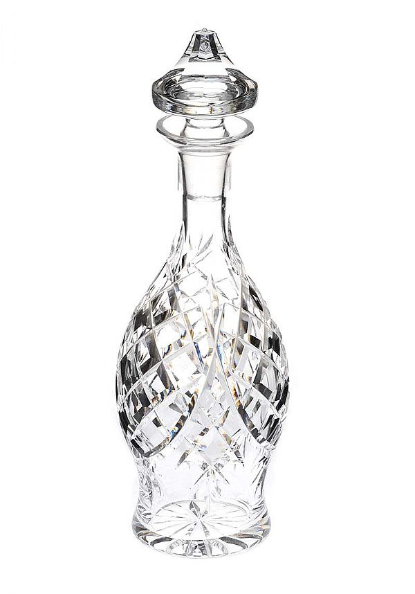 WATERFORD CRYSTAL DECANTER at Ross's Online Art Auctions