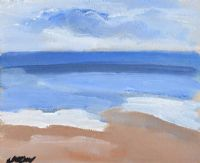 BEACH & SHORELINE by Markey Robinson at Ross's Auctions