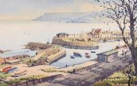 HARBOUR, CARNLOUGH, COUNTY ANTRIM by Samuel McLarnon UWS at Ross's Auctions