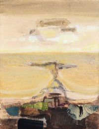 PROMONTORY II by Arthur Armstrong RHA RUA at Ross's Auctions