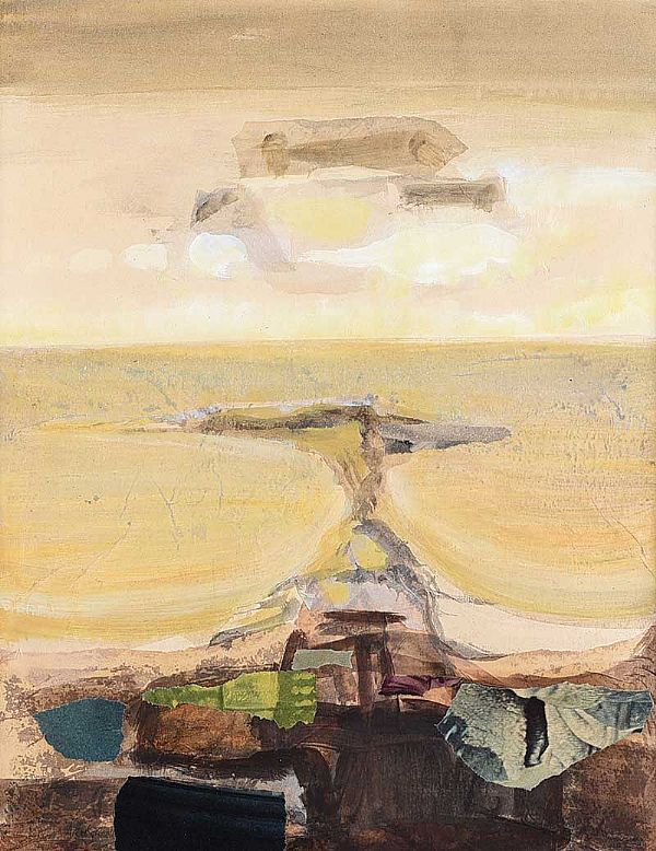 PROMONTORY II by Arthur Armstrong RHA RUA at Ross's Online Art Auctions