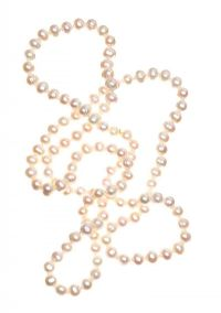 STRAND OF FRESH WATER PEARLS at Ross's Jewellery Auctions