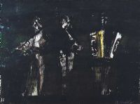 BAND OF THREE by J.B. Vallely at Ross's Auctions