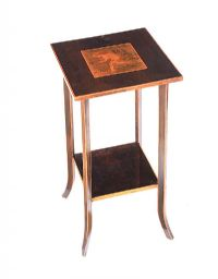 ARTS & CRAFTS LAMP TABLE at Ross's Auctions