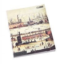 L.S Lowry by Michael Leber at Ross's Auctions