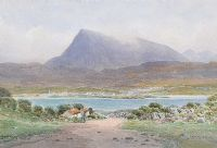 DUNFANAGHY, COUNTY DONEGAL by George W.  Morrison at Ross's Auctions