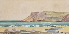 FAIRHEAD, COUNTY ANTRIM by Harry G. Lees at Ross's Auctions