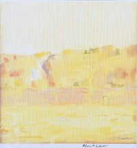 LANDSCAPE by Basil Blackshaw HRHA HRUA at Ross's Auctions