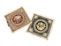 TWO INDIAN BEADWORK PANELS at Ross's Online Art Auctions