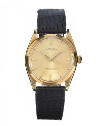 1962 ROLEX 18CT GOLD WRIST WATCH at Ross's Jewellery Auctions