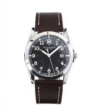 VICTORINOX SWISS ARMY STAINLESS STEEL UNISEX WRIST WATCH at Ross's Jewellery Auctions