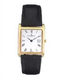 BAUME & MERCIER 18CT GOLD LADY'S WRIST WATCH at Ross's Jewellery Auctions