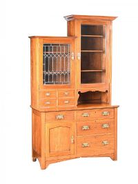 ARTS & CRAFTS BOOKCASE at Ross's Auctions