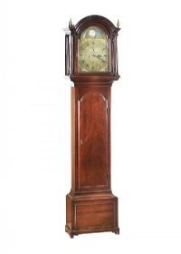 LONDON LONGCASE CLOCK at Ross's Auctions