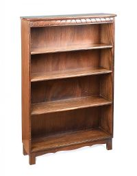 ERCOL OPEN BOOKCASE at Ross's Auctions