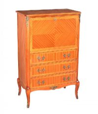 ANTIQUE KINGWOOD COCKTAIL CABINET at Ross's Auctions