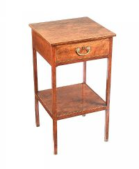 EDWARDIAN INLAID LAMP TABLE at Ross's Auctions