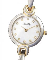 MICHEL HERBELIN LADY'S WRIST WATCH at Ross's Jewellery Auctions