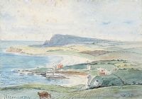 PORTBALLINTRAE by John Carey at Ross's Auctions