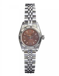 ROLEX OYSTER PERPETUAL STAINLESS STEEL WRIST WATCH at Ross's Auctions
