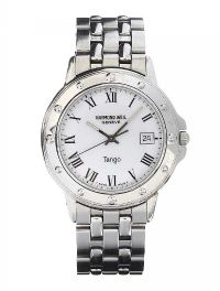 RAYMOND WEIL STAINLESS STEEL WRIST WATCH at Ross's Jewellery Auctions