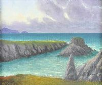 MALIN HEAD by Sean Loughrey at Ross's Auctions