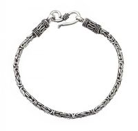 STERLING SILVER BRACELET at Ross's Jewellery Auctions