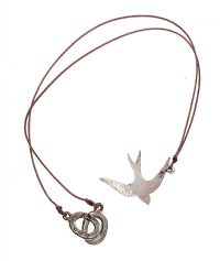 COSTUME SWALLOW NECKLACE at Ross's Jewellery Auctions