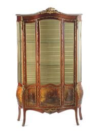 FRENCH VITRINE at Ross's Auctions