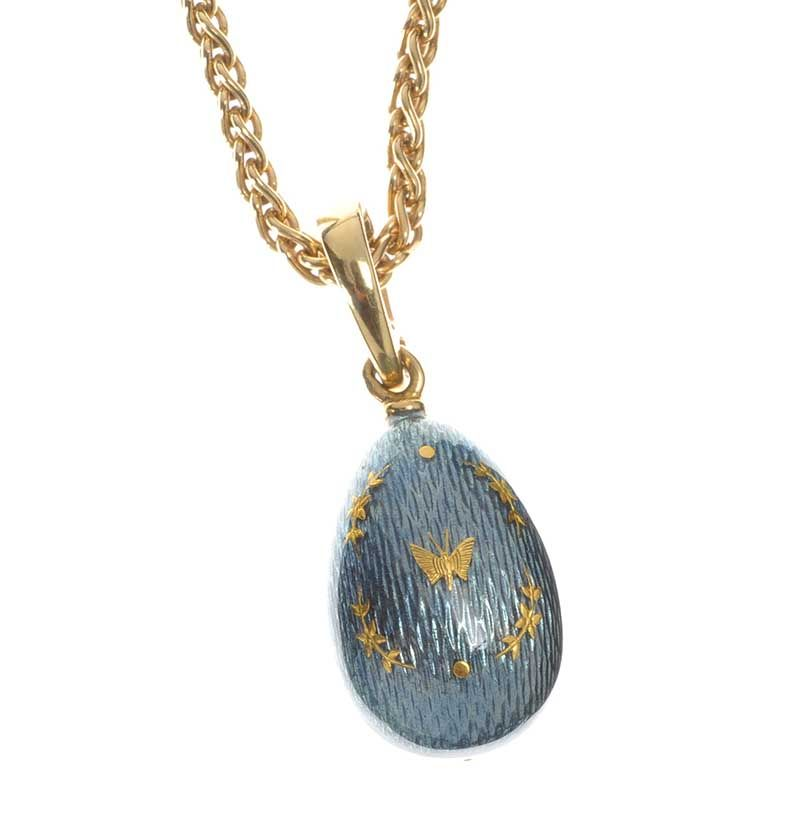 18ct gold and enamel faberge egg pendant limited edition 18ct gold and enamel faberge egg pendant limited edition at rosss online art auctions aloadofball Gallery