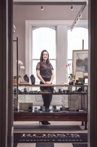 Claire Heaney, Jewellery Specialist, Work Profile